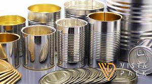 بسته بندی فلزی